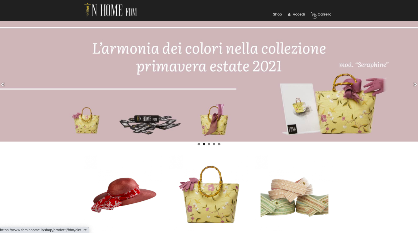 FDM Altamoda sceglie la soluzione Digitrend per l'e-commerce